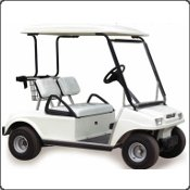 BKT Golf Cart Tires